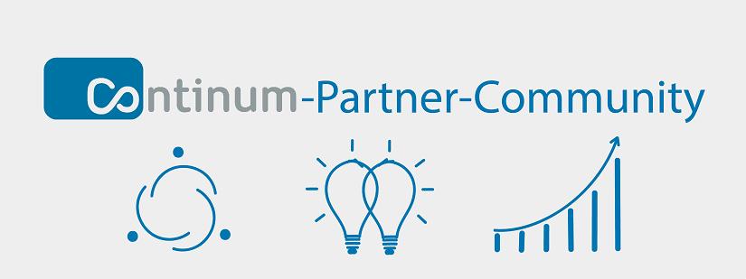 Jetzt von den Vorteilen der starken Continum-Partner-Community profitieren!