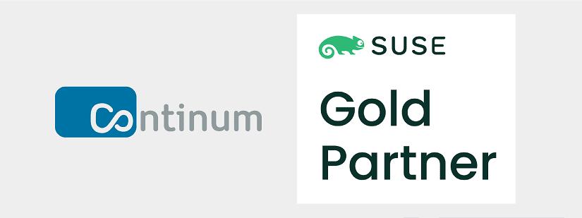 Die Continum AG aus Freiburg im Breisgau ist jetzt SUSE Gold Partner.
