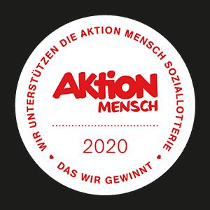 Die Continum AG unterstützt die Aktion Mensch.
