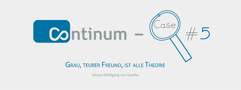 Eine Case Study der Continum AG aus Freiburg zum Thema Managed Kubernetes/K8/Container-Orchestrierungs-System.
