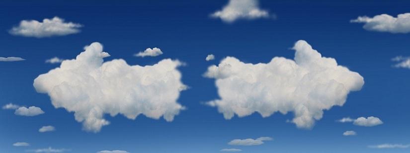 Header des Continum Cloud Consulting Portfolios.