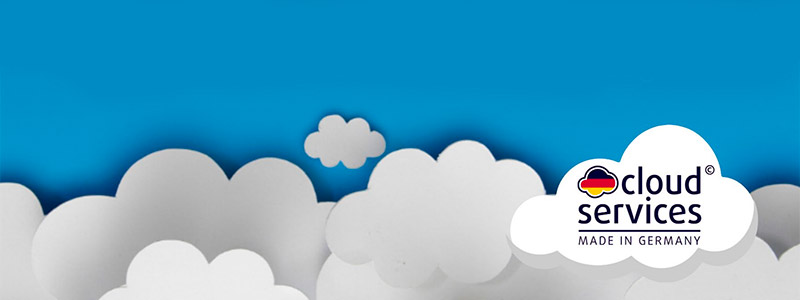 Die Continum AG ist Mitglied der Initiative Cloud Services Made in Germany.