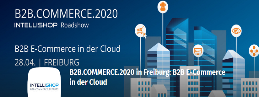 Continum@IntellishopRoadshow B2B.COMMERCE.2020 am 28.04.2020