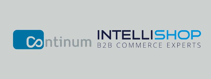 Kooperation der Continum AG mit dem Partner IntelliShop AG.