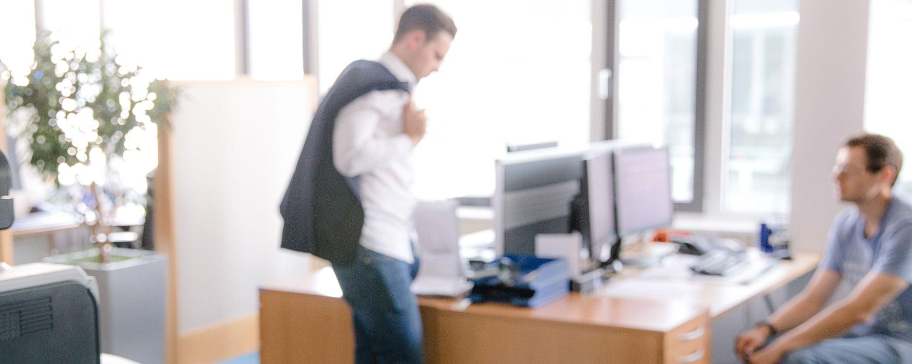 Hebe Deine Karriere auf den nächsten Level - die Stellenausschreibungen bei der Continum AG aus Freiburg.