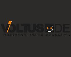 Logo des Continum Kunden Voltus.