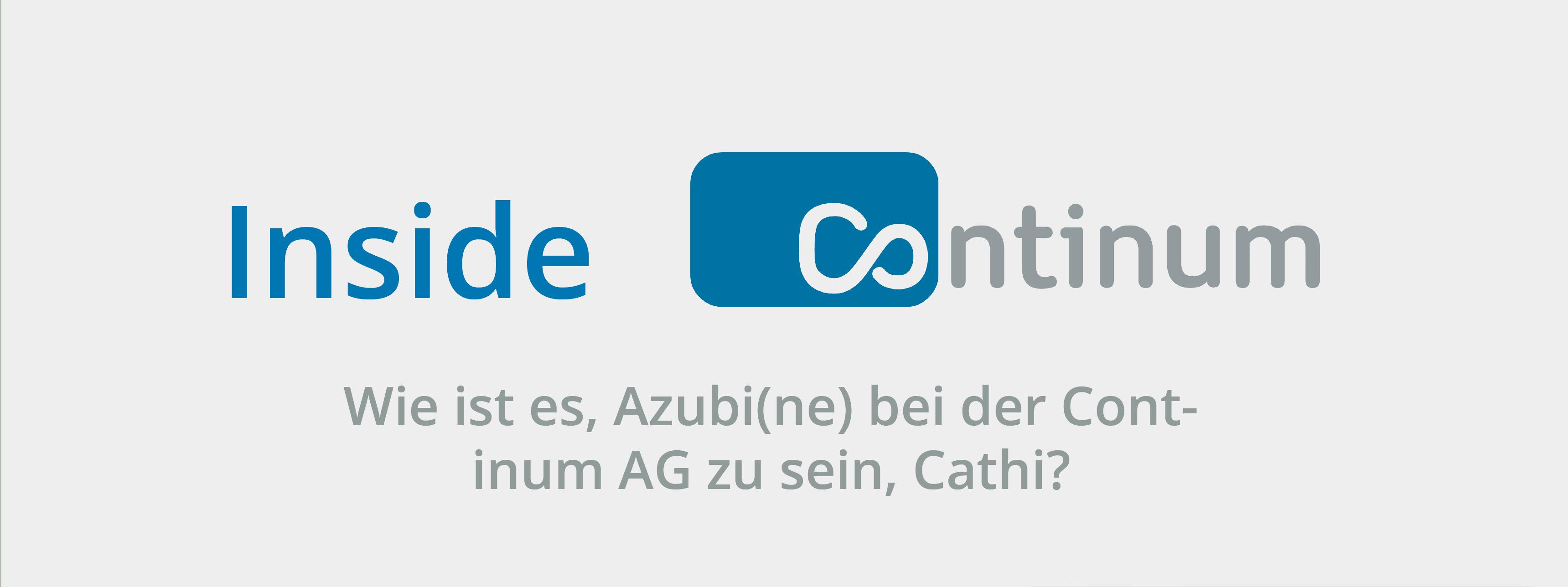 Wie ist es, eine Ausbildung zum Fachinformatiker Systemintegration bei der Continum AG in Freiburg zu machen?