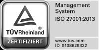 ISO 27001 Zertifizierung der Continum AG